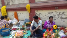 Streets have probably made them the strongest of humans-DAKSHINESHWAR(Tour)
